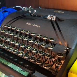 Antique mech typewriter for sale