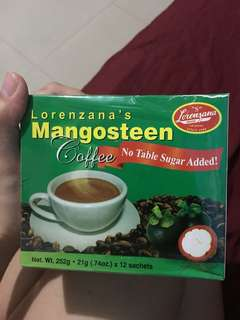 Mangosteen Coffee