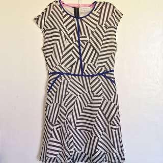 Apple and Eve Stripes Dress