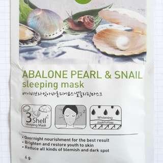 Masker Abalone