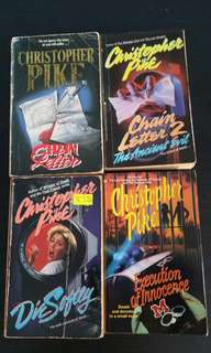 Christopher Pike collections