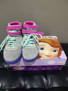 Princess Sofia Authentic Reebok Shoe