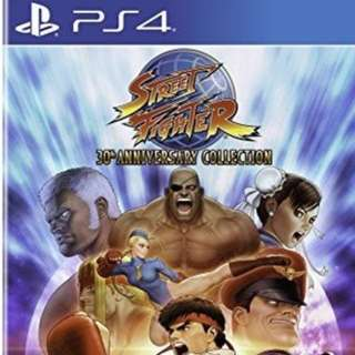 Street Fighter 30th Anniversary Collection Standard Edition