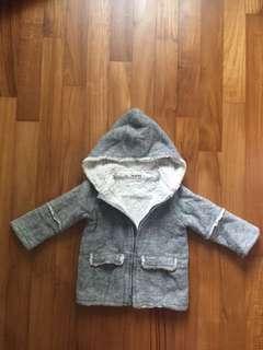 Zara winter jacket 2-3 yr