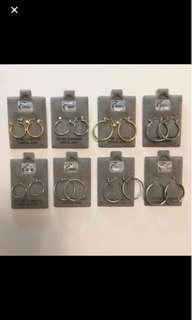 For 防敏感耳環,美國,surgical Steel,Sensitive ear ,訂大量可以批發價