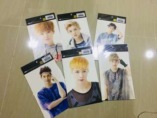 Exo Growl Everysing Official Postcards (Set of 2/pack)