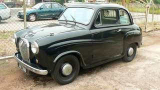 Austin Baby  year 1958 - tip- top condition