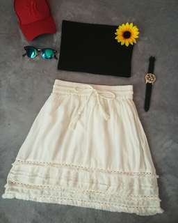 H&M Boho Skirt