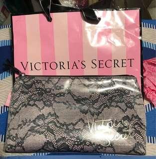 Authentic Victoria's Secret Make up Pouch