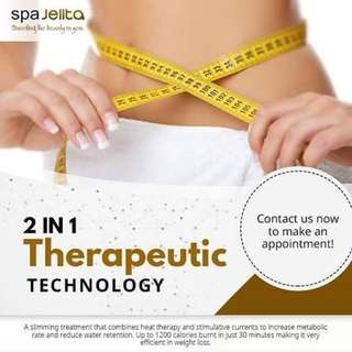 2 in 1 Therapeutic Technology