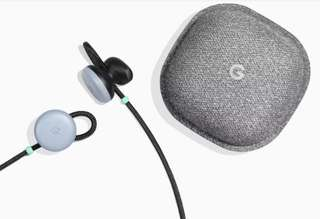 Google Pixel Buds with Google Assistant