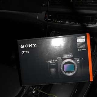 Sony A7 Mark 3