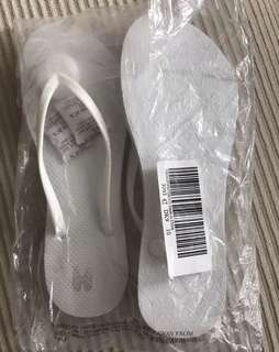 Victoria's Secret Angel Wing Flip Flops
