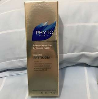 Phyto Paris intense hydrating brilliance mask
