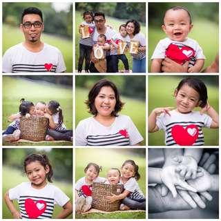 Promo! Family Photoshoot