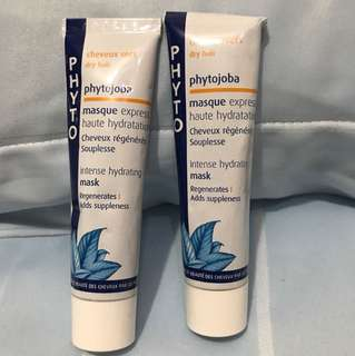 Phyto intense hydrating mask sample