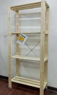 HEJNE Shelf ( 4 Layer ) 77 x 28 x 171