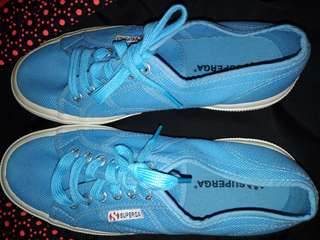 SuperGa Authentic Blue
