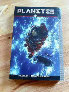 Planetes volume 1