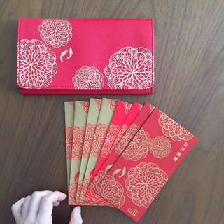 2018 Citigold Private Client (SG) Red Packets/ AngPao/ Angpow