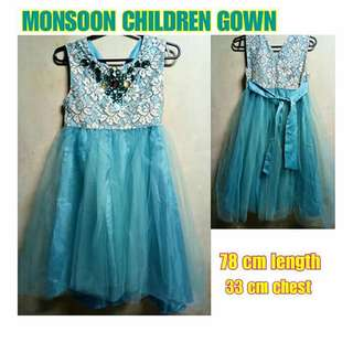 MONSOON Children Gown