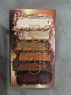 Urban decay petite heat pallette
