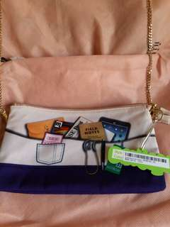 MousseA5小斜孭袋