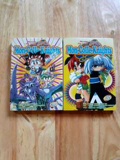 Mon-Colle Knights volumes 2 & 3