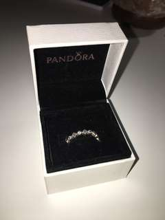 Pandora Princess Stackable Ring