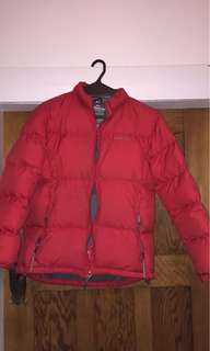 Red Kathmandu Jacket Kids Large