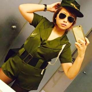 Army costume