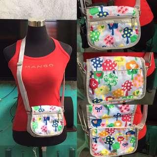 Lesportsan sling bag