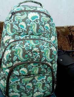 Dakine travel backpack