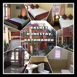 Homestay in Kathmandu Nepal