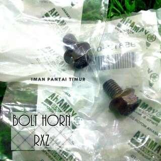 BOLT HORN RXZ RM10 1PCS