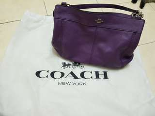 Authentic Coach small lexy