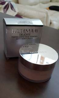 Ultima II Translucent Face Powder