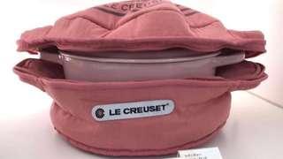 Le Creuset pot case (large 20-24cm , 14-18 cm small)