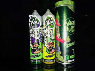 Nasty juice with can and lassi juice E premium juices imported
