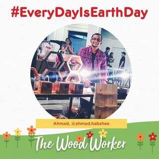 #EveryDayIsEarthDay: Ahmad
