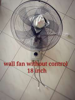 Wall fan 18inch