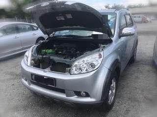 Toyota Rush 1.5 S Auto Tahun 2009