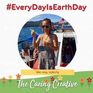 #EveryDayIsEarthDay: Wei Jing