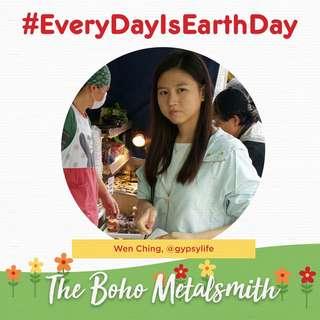 #EveryDayIsEarthDay: Wen Ching