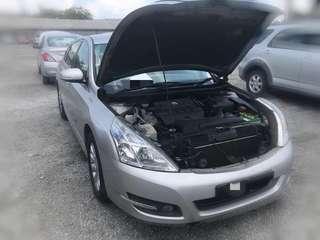 Nissan Teana 200 XE Auto Tahun 2014