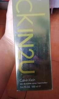 CKin2U with free Lippie (see last photo)