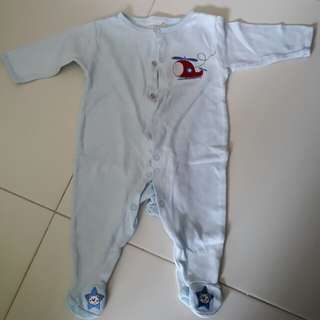 Brand New Footed Sleepsuit Sleepwear
