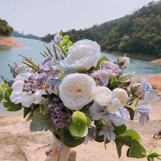 結婚花球 pre wedding Fineart