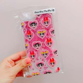 飛天小女警 x W♡C iPhone 6Plus/7Plus/8Plus Case