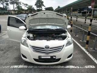 Toyota Vios 1.5 Auto J Spec Tahun 2010
